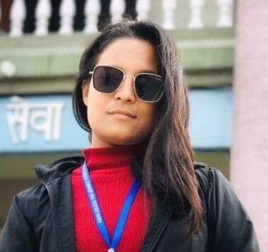 Sarina Shrestha  Author   Nepal Health Magazine