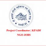 Project Coordinator | KPADF | ngo jobs