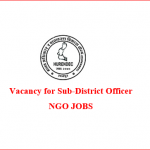 Sub-District Officer | HURENDEC | ngo jobs
