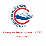 Project Assistant | CHFN | ngo jobs