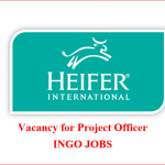 Project Officer | ngo jobs
